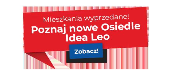 Poznaj nowe osiedle Idea Leo